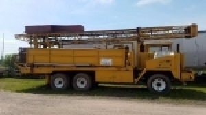 Surplus Well Drilling Equipment Auction