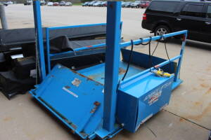 Above Ground Dock Lift Auction