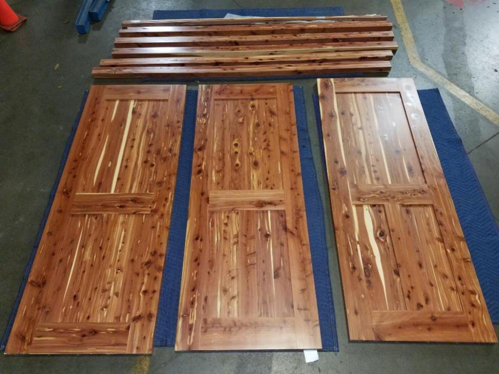 Oak doors buyer's checklist