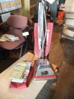 Quick Kleen Commercial Upright Vacuum with Extra Bags