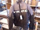 V-Rod Men's Leather Motorcycle Jacket, SIze XL, NEW!!