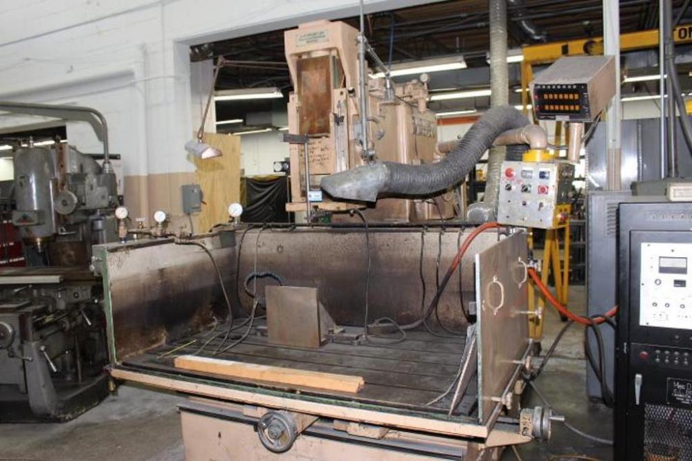 Cincinnati Milacron MK 30E27 Elektrojet EDM, SN: 4103B0278