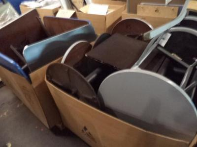 Lot of Misc. Tables & Chairs