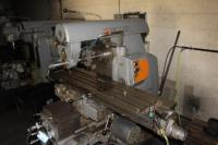 "Cincinnati #2MR Universal Mill, SN: 2J2P6C-1, 12"" x 54"" T-Slotted Power Feed Table,"