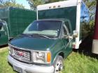 1997 GMC Cube Van, Aluminum Box with Roll-Up Door & Electric 2000# Capacity Lift Gate,