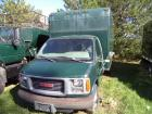 1997 GMC 3500 Cube Van, Gas Engine, Automatic Transmission, VIN: 1GDJG31ROV1000107,