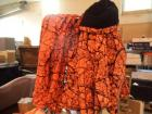Cabela's 2XL-Tall Blaze Orange Hunting Suit, NEW WITH TAGS!!!, Tree Camo Print