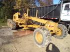 Allis Chalmers Model D Motor Grader, 10' Moldboard, 600 Hours Reported, New Tires Recently Installed