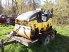 2013 Bomag BW120AD Vibratory Compactor, SN 101880271004, Tandem Roller, 35 HP Diesel Engine,