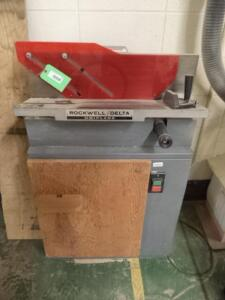 "Rockwell Delta UniPlane Jointer, 8"", Single Phase"