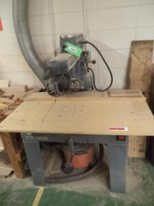 "Rockwell Delta 14-AS 14"" Radial Arm Saw"