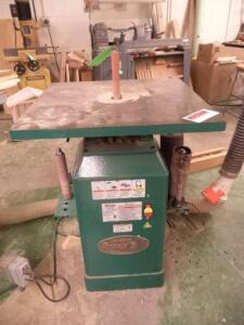 Grizzly G1071 Oscillating Spindle Sander, Single Phase