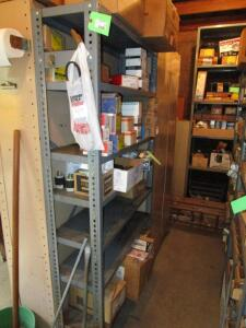 "(1) 75"" x 3' x 12"" Shelving Unit (EMPTY)"