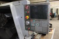 2008 Haas SL-30T Lathe, SN: 3080804, with Haas CNC Control, 12-Slot Turret, - 20