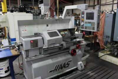 "2011 Haas TL1 16"" Swing x 30"" Between Centers Lathe, SN: 71928, with Haas CNC Control"