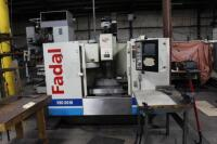 Fadal VMC3016HT 904-1 Machining Center, SN: 012000020208, 4th Axis, 10,000 rpm, - 9