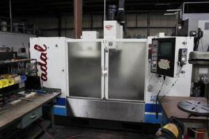 "Fadal VMC4020 906-1 Machining Center, SN: 9812133, 40""-X, 20""-Y, 28""-Z Axis Travel,"