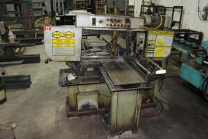 Hyd-Mech S-20A Horizontal Band Saw