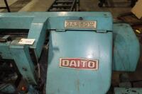 Daito Seiki GA260W Horizontal Band Saw, with Push Button Control & Exit Feed Conveyor - 2