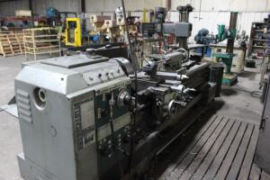 "Howa Sangyo Model Howa 485x2000 22"" Swing x 100"" Between Center Lathe, SN: 82058,"
