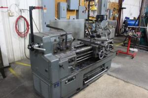 "1979 Royal 17Gx40 17"" Swing x 40"" Between Centers Lathe, SN: 790620, w/ Fagor 2-Axis DRO"