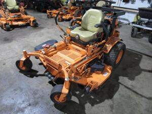 "Scag Turf Tiger II Commercial Zero Turn Mower w/ Velocity Plus 61"" Deck, 1,660 Hours"