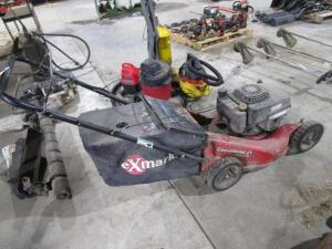 "ExMark 21"" Commercial Walk Behind Mower"