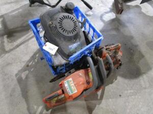 Honda Engine and Chain Saw Parts