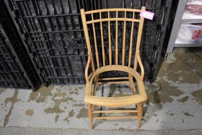 Unfinished Wood Chair Frame