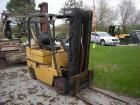 "CAT T50D LP Gas Forklift, SN: 8EB3690, 5,000# Capacity, 173"" Lift, 3-Stage Mast,"