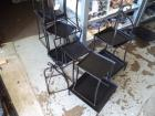 Lot of Various Size Lightweight Stands