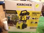 Karcher 1800 psi Pressure Washer, 1.2 GPM