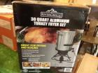 River Grille 30-Quart Turkey Fryer Set