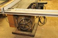 Table Saw w/ Biesemeyer T-Square Fence System