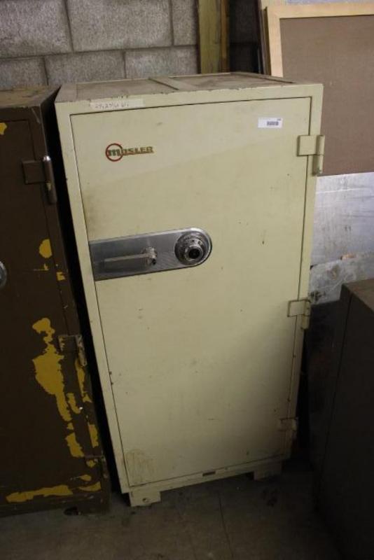 Mosler Safe, LOCKED!, 27