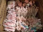 Approx. (70) Hanging Ornaments: Baby Stockings, Booties & Baby's 1st Christmas, CAN BE PERSONALIZED