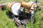200-Gallon Poly Tank with Gas Powered Honda Engine, Spray Unit, Hose & Spraying Gun,