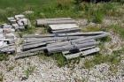 Lot of Lannon Stone & Cedar Split Rails Fencing