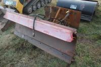 "70"" Skid Steer Plow Blade"