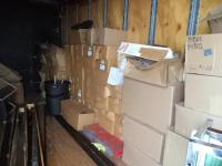 Contents of Trailer to Include Misc. Aircraft Parts & Hardware (No Certification),
